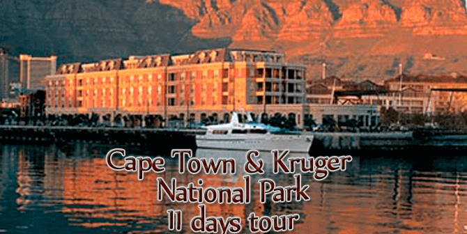 capetown new 670x336 - Cape Town & Kruger National Park - 11 Days from $3,120 per person twin share* land only