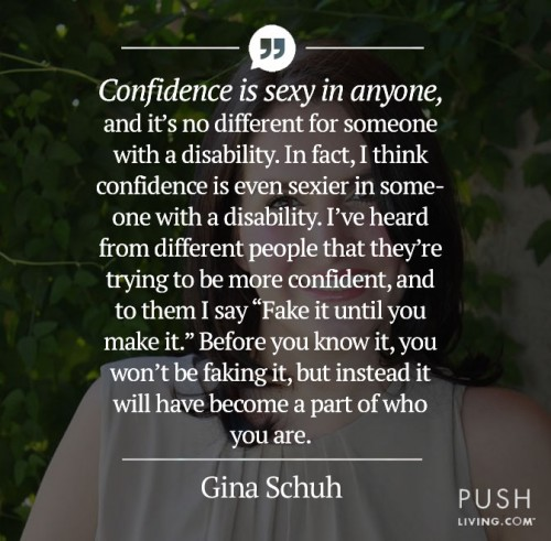 confidence - Gina Campbell