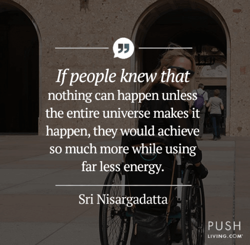 if people - SRI NISARGADATTA