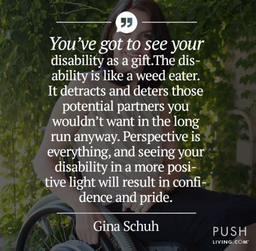 see your disability - Gina Campbell
