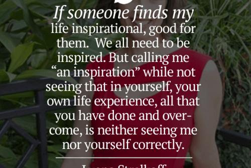 someone finds my life 500x336 - Lyena Strelkoff