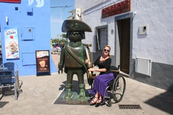 IMG 5089 - PushLiving.com and PhotoAbility Owner Deborah Davis Goes on an Adventure to Spain