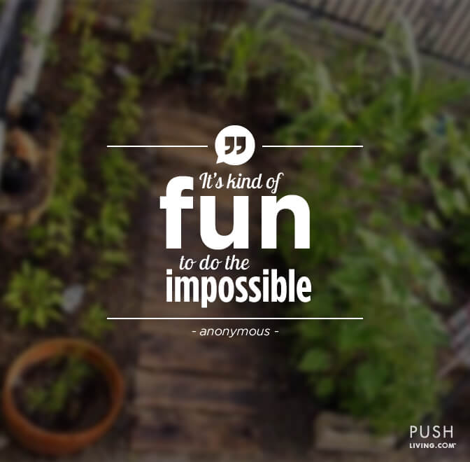 Quotes The Impossible - Anonymous