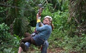 Zip 009 300x185 - Wheelchair Travel in Belize? YOU Better BELIZE It!!