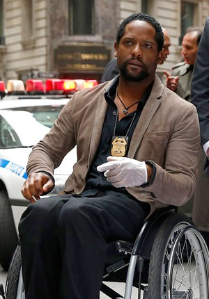 blair underwood ironside - A wheelchair-using paraplegic starring in the Life Story of Actor Blair Underwood