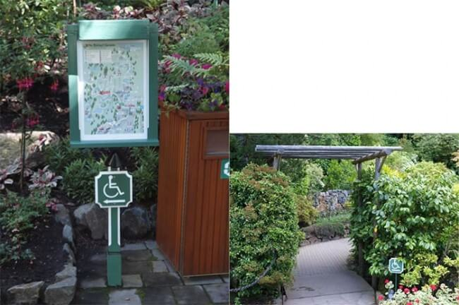 butchart garden - Accessible Tourism has to be Customer, not Compliance Focused