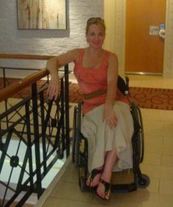 deborah davis 251x300 - About Us: A Disability Magazine that #ElevatesDisability