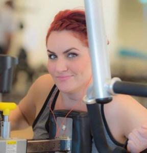 gina2 003 288x300 - Gina at the Gym