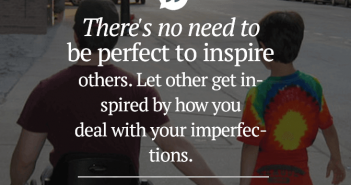 perfection 351x185 - Inspire Others