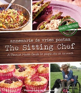 sittingchef 260x300 - Interview with Annemarie Postma: The Sitting Chef