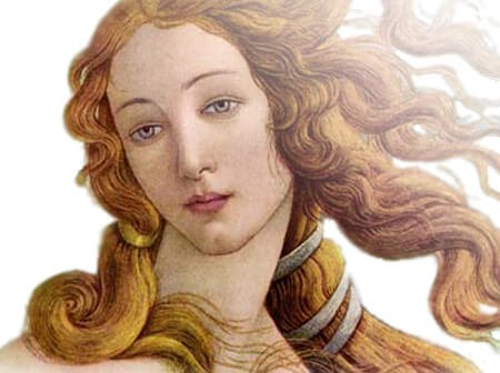 Aphrodite 450x336 - The ABC's of beauty...and let's not forget Vitamins D and E