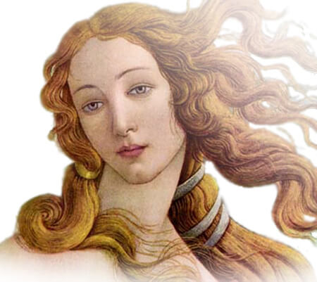 Aphrodite - The ABC's of beauty...and let's not forget Vitamins D and E