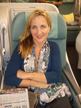 flying - Fit, Fabulous, and Deep Vein Thrombosis-Free