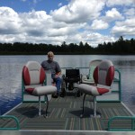 Accessible Pontoon Boat1 150x150 - Namakagon Landing Accessible Lakehome