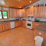 Extra Large Kitchen1 150x150 - Namakagon Landing Accessible Lakehome