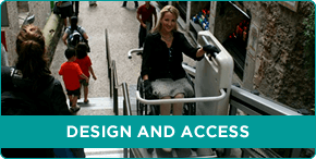 m design and access - Magazine
