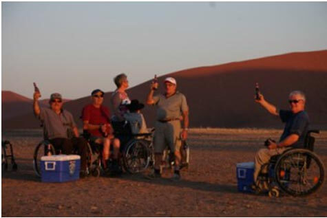 img4 - Special Biome of Namibia & Botswana -14 Days From $5120 per person twin share* land only.