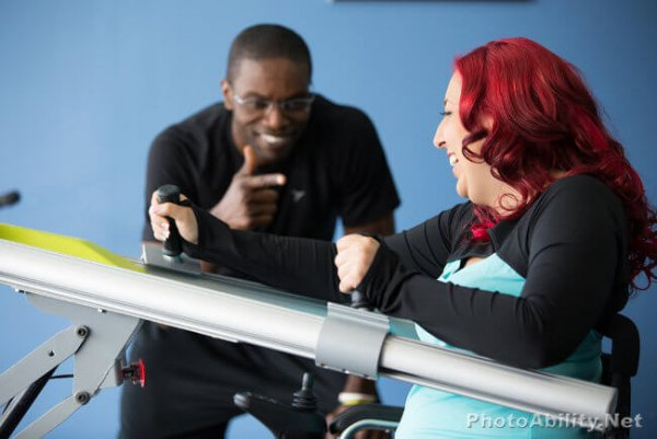 harness article 600x401 - Selecting a Fitness Trainer Who Understands Your Disability