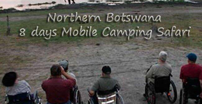 Botswana 4 650x336 - 8 days Mobile Camping Safari Northern Botswana