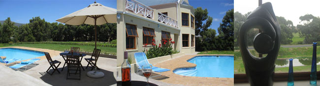 guest house1 - Accessible South African Guest House-A Tasteful Touch of Africa