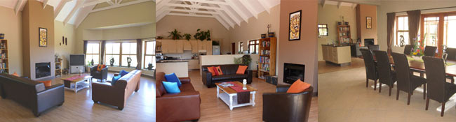 Guest House Accommodation With Separate Disabled Room