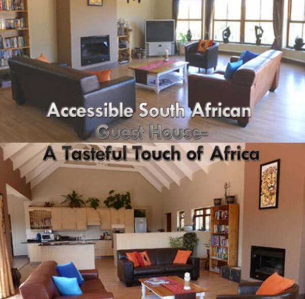 taste of southAfrica new 600x589 - Accessible South African Guest House-A Tasteful Touch of Africa