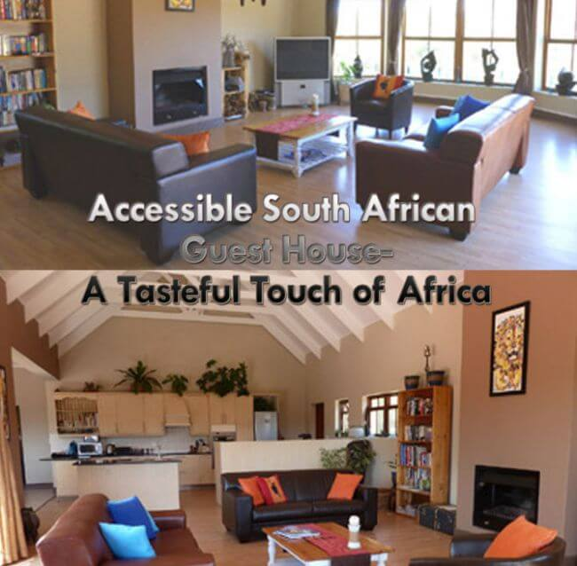 taste of southAfrica new - Accessible South African Guest House-A Tasteful Touch of Africa