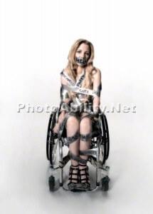 RachelleAParalyzedLife 215x300 - A Paralyzed Life
