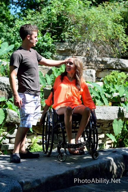 emily1 - Love Defined: This young at heart couple show how to love beyond limitations