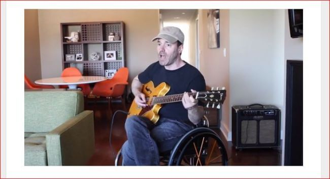 "stephencapture - PUSHLiving Presents ""Just For You"" Song Written and Performed by Stephen Feldman"