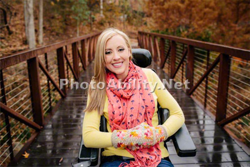 Model Casting - Wheelchair Accessible Lifestyle Magazine