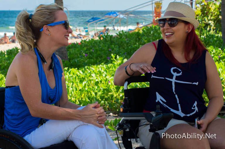 SF 2014 001 - Inclusive PhotoShoot:  Behind the Scenes on Fort Lauderdale Beach