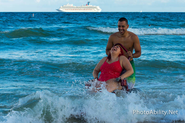 SF 2014 043 - Inclusive PhotoShoot:  Behind the Scenes on Fort Lauderdale Beach
