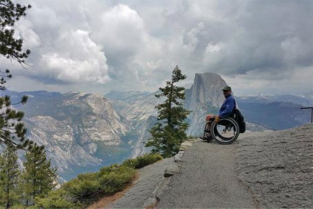 Stock Photos - Wheelchair Accessible Lifestyle Magazine
