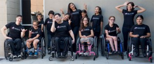goofy photo 300x125 - Claim Your Destiny: How a Wheelchair Dance Advocate Has Found her Own