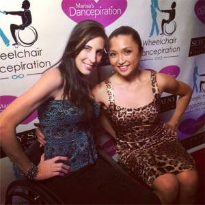 marisa 2 300x300 - Claim Your Destiny: How a Wheelchair Dance Advocate Has Found her Own