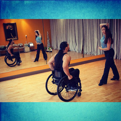 marisa 5 - Claim Your Destiny: How a Wheelchair Dance Advocate Has Found her Own