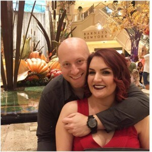 gina and bf 300x300 - Voices of the Community Opinion Piece: Why I Don't Obsess over a Cure for SCI