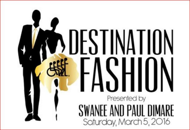 Event Graphic Destination Fashion March 5th