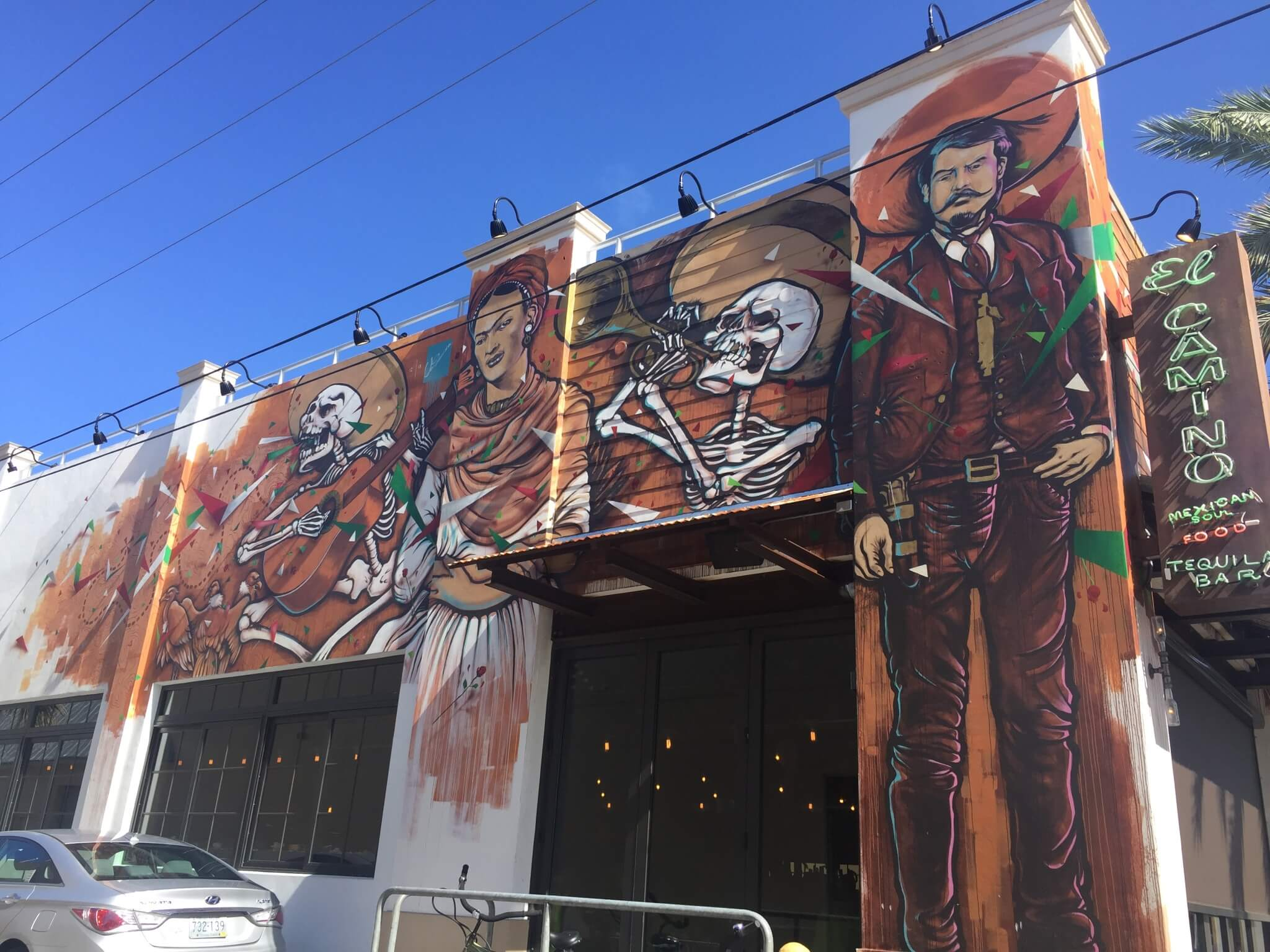 El Camino Mexican Soul Food Tequila Bar Delray Beach - A Woman of Class, Warmth, Cordiality, Substance and Determination: Welcome to the Custom Made World of Jen