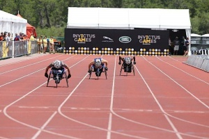 Invitus wheelchair sport games 300x200 - Wounded Warriors Race