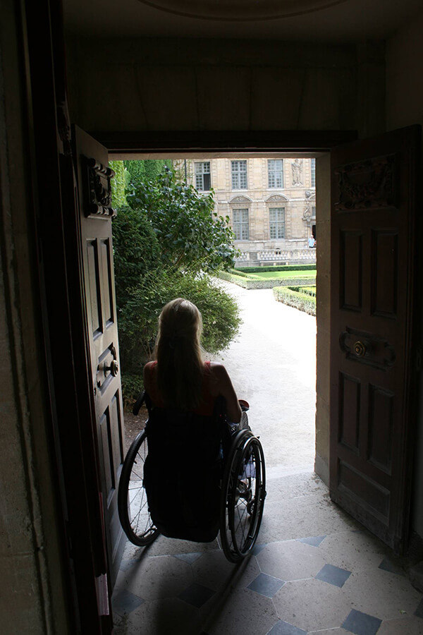 Depression and Disability - Wheelchair Accessible Lifestyle