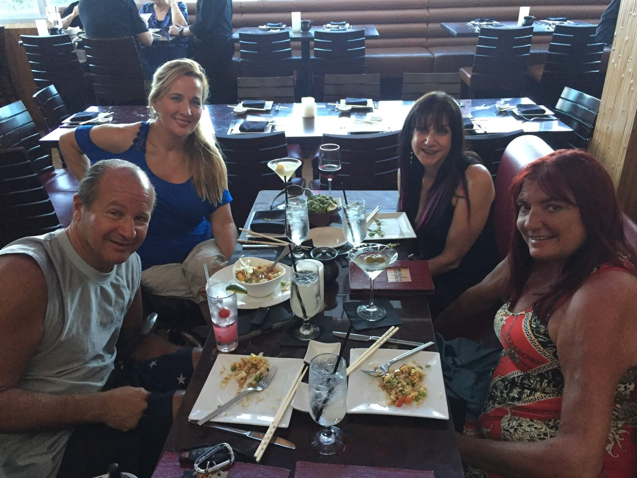 With Friends Having A Wonderful Lunch e1467098566722 - The Creative ART of Photography