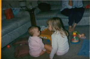 me and my sister Danielle Skimson 300x199 - me and my sister Danielle Skimson
