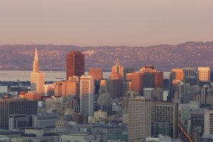 San Francisco from Twin Peaks 300x200 - A Romantic Getaway For Your Valentine In San Francisco And The Wine Country
