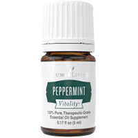 Peppermint Vitality - Mom of Four Created a Chemical Free Home and Business She Could Believe In
