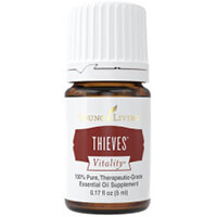 Thieves Vitality - Mom of Four Created a Chemical Free Home and Business She Could Believe In