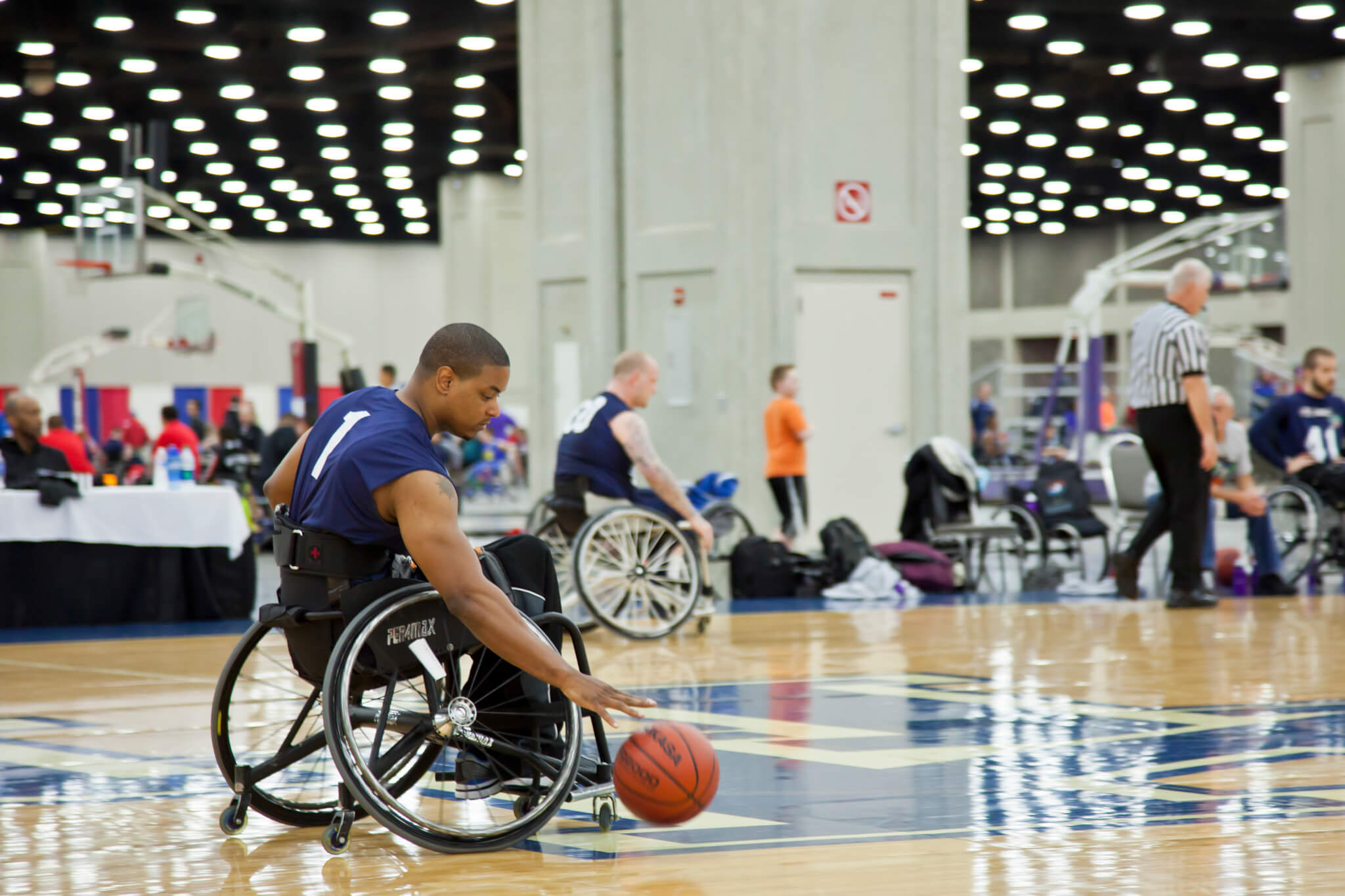 PL ZRCMRT2 original - Wheelchair Basketball