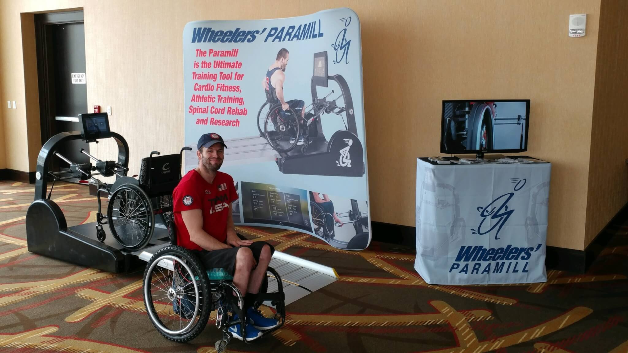 Wheelers Paramill Josh Wheeler PUSHLiving.com  - An Insider's Look Into The Progress of ADAPTIVE SPORTS Within our Communities