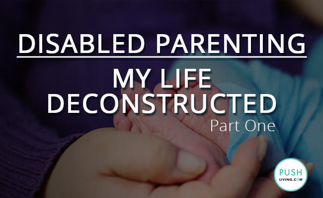 image on disabled parenting